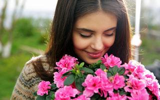 Dacă îți cumperi singură flori, poți reduce nivelul stresului