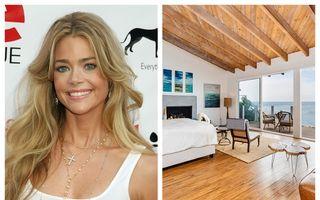 Denise Richards își închiriază casa superbă din Malibu. Ce chirie cere fosta soție a lui Charlie Sheen