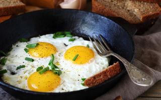 Ce greșeli faci când mănânci ouă