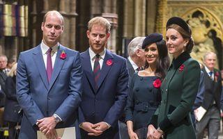 Fiecare cu casa lui: Motivul real pentru care Prințul Harry și Meghan Markle vor să stea departe de William și Kate Middleton