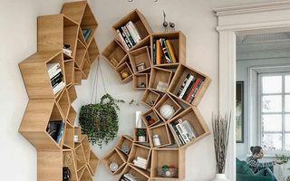 Iubitor de cărţi? 15 idei de biblioteci inedite