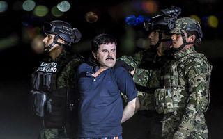 """Dezvăluiri despre viața de lux a lui """"El Chapo"""": Trei avioane private,  tratamente anti-îmbătrânire în Elveția și o vilă cu trenuleț și iaht"""