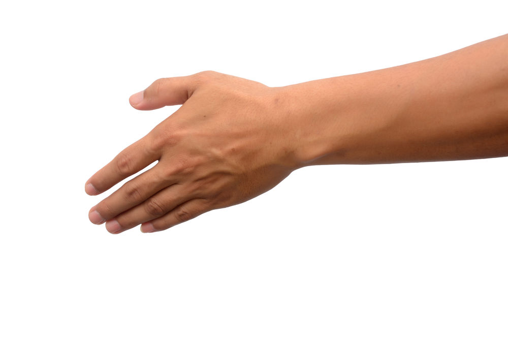 Varice pe palmă