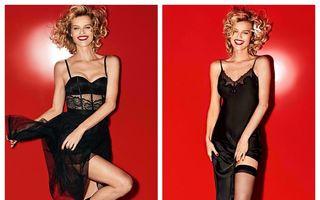 Ce-și mai poate dori o asemenea femeie? Eva Herzigova arată fabulos la 45 de ani