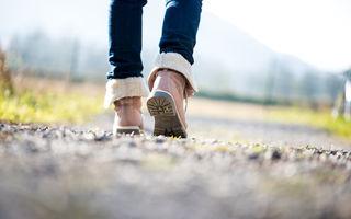 9 beneficii pe care ți le aduce o plimbare de 15 minute