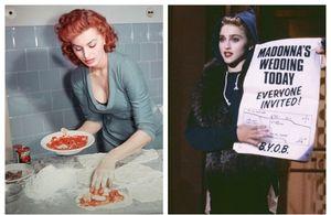 Sophia Loren, Madonna
