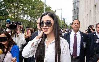 """Viața de lux pe care o duce soția lui El Chapo: """"Kim Kardashian a Mexicului"""" provoacă indignare cu gențile Prada și pozele de pe Instagram"""