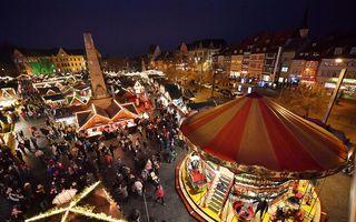 Cele mai frumoase târguri de Crăciun din Germania: 20 de imagini din orașe ca în povești