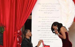 I-a dat un inel plus alte cinci: Cum și-a cerut un tânăr iubita în căsătorie