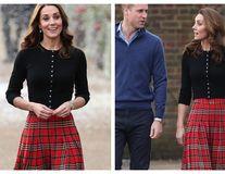 """Ținuta fermecătoare cu care Kate Middleton își întâmpină oaspeții la o petrecere de Crăciun: """"Mingea"""" e acum la Meghan Markle!"""