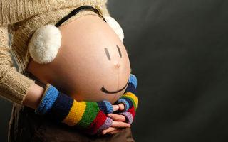 10 semne că te apropii de sfârșitul sarcinii