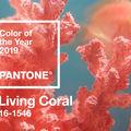Ce semnificație are Living Coral, desemnată de Pantone culoarea anului 2019
