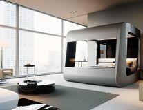Patul care oprește sforăitul, soluția pentru somnul perfect. Dar costă cât o mașină!
