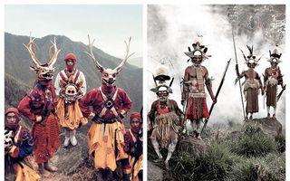 Ultimii oameni liberi: 15 imagini splendide cu cele mai izolate triburi din lume