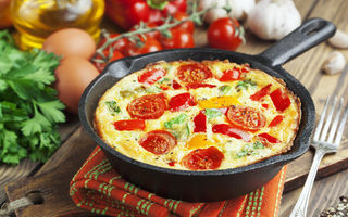 8 soluții pentru a schimba gustul clasicei omlete
