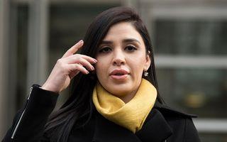"""Soția lui El Chapo, regina frumuseții care își apără bărbatul: """"Orice femeie ar face asta"""""""