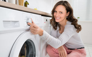 Cum să cureți mașina de spălat