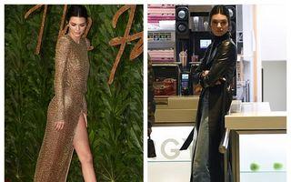 Ce face un model după ce rabdă de foame ca să arate perfect: Kendall Jenner dă buzna la fast food
