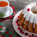 10 idei pentru prăjituri aromate de Crăciun