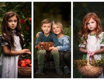 Micile modele cu chipuri de îngeri: 30 de imagini cu copii incredibil de frumoși