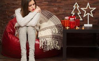 5 remedii pentru depresia de sărbători