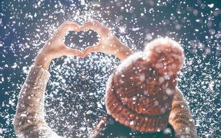Ce efect are zăpada asupra ta? Magie, calm și amintiri
