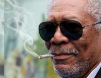 """De ce apără Morgan Freeman marijuana: """"E singurul lucru care alină durerea"""""""