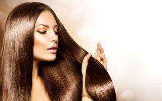 4 trucuri simple pentru un păr mai strălucitor