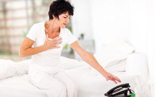 9 semnale care te ajută să prezici un infarct cu o lună înainte