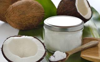 De ce nu ar trebui să aplici ulei de cocos pe păr