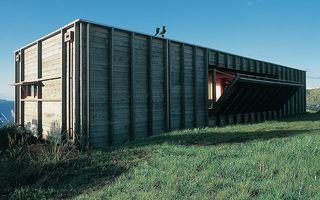 Casa din container: Cum arată cea mai surprinzătoare locuință din Noua Zeelandă - FOTO