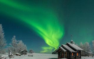 Țara lui Moș Crăciun: 34 de imagini care arată că Laponia e cel mai frumos loc în care să mergi de Crăciun