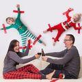 Iată, râd colindătorii! Cele mai trăsnite felicitări de Crăciun - FOTO