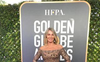 Nadia Comăneci, printre vedetele de la Globurile de Aur 2019. Ținuta pe care a purtat-o fosta stea a gimnasticii - FOTO