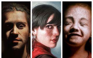 Talentul ieșit din comun al unui artist genial: 35 de picturi care te fac să juri că sunt fotografii
