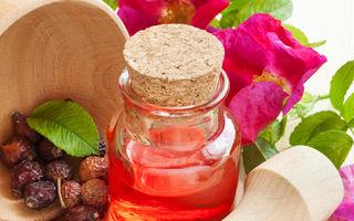 Beneficiile uleiului de măceșe pentru ten. Cum să-l folosești