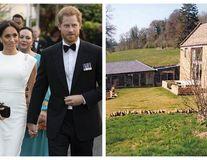 Viața la țară: Ferma secretă în care Prințul Harry și Meghan Markle își primesc prietenii celebri - FOTO