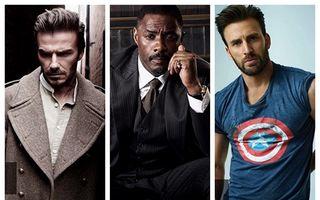 Top 100 cei mai frumoși bărbați din lume în 2018. Cine e pe primul loc?