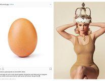 """""""Regina Instagram"""" se luptă cu un ou: Ce a făcut Kylie Jenner ca să revină pe primul loc pe Instagram"""