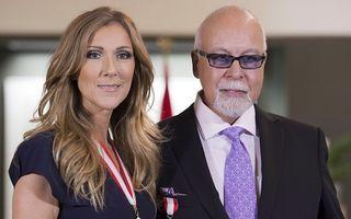 Dragostea n-a murit: Omagiul emoționant pe care Céline Dion i-l aduce soțului răpus de cancer