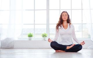 Cum să meditezi și să fii mai fericită în zece minute
