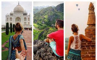 Au vândut tot ce aveau ca să vadă lumea: Au ajuns și în România și s-au întors cu cele mai frumoase poze
