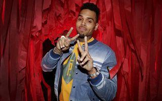 Chris Brown, arestat la Paris: Fostul iubit al Rihannei e acuzat de viol