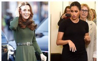 Ce mai are de învățat Meghan Markle: Rochia simplă pe care a purtat-o Kate Middleton la un eveniment caritabil