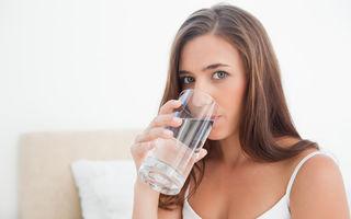 De ce trebuie să bei multe lichide când ai o rană