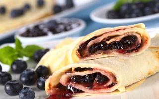 Clătite cu un conținut redus de carbohidrați: 3 rețete pentru diabetici