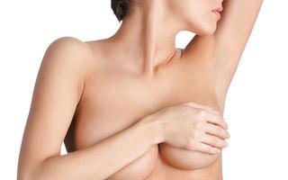 De ce îți crește păr pe sâni