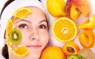Alimente care curăță și închid porii în mod natural