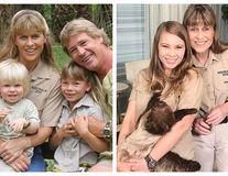 """Comorile vânătorului de crocodili. Legătura specială dintre soția lui Steve Irwin și fiica sa: """"Ne ținem de mână și când mergem la toaletă"""""""