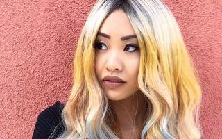 Nuanțe de păr pastel. 30 de idei din care să te inspiri